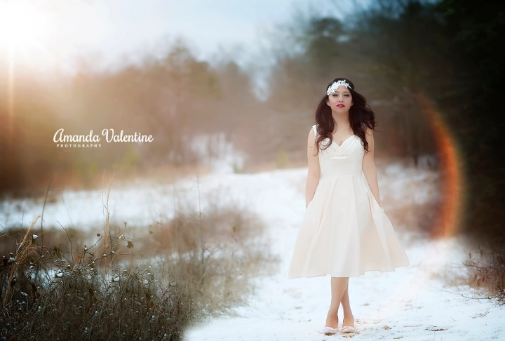 Snow Queen | Columbus GA Photographer