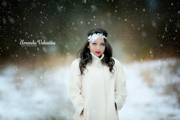 Snow Queen photography, Amanda Valentine Photography, Snow photography, frozen quote, frozen queen